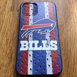 NFL Buffalo Bills iPhone 12 / 12 Pro - Phone Case